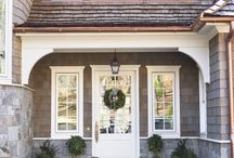 Outside Front Entry