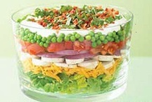 Salads / by Kathy Weiss Linthicum
