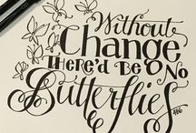 CHANGES...