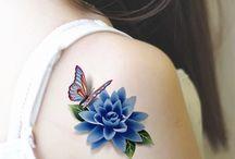 Tattoos for Beth
