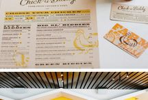 Restaurant Design Ideas / by Chelsea Gusek
