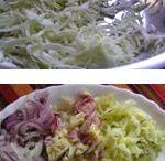 Saláták, köretek