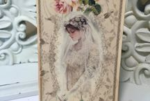 Weddings at Just Tags / Bridal Shower tags, Wedding Day Cards, Bridal Party Cards, Mother-in-law Card