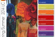 Fashion colours 2014 / by Mibúh