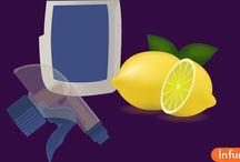 Как осветлить волосы лимонным соком