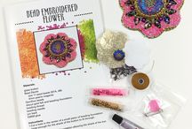 Beadwork from Bedecked and Beadazzled