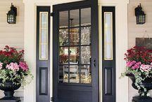 Front doors / by Kerry Copus