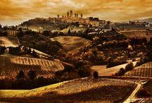 Mi querida Italia. Paisajes
