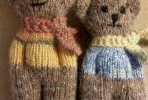 Animals knit