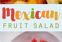 Fresh & Fruity Snacks