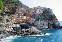 Trip to the coast / Pictures of the Mediterranean coast  / by Mark Ventrella