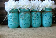 Ball mason jar / Wekpotten