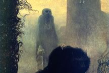 Beksinski - Unnamed world drawer.
