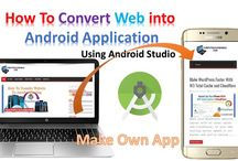 Make Android Application