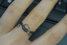 rings / by Jennifer Trimble
