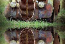 rozsdás autók