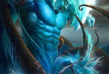 Mythology - Μυθολογία