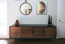 Furniture + design inspiration