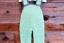 crochet baby buks dreng