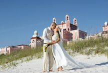 Florida Wedding Ceremony Locations / Florida offers many beautiful locations for a wedding