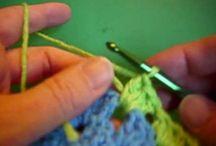 Crochet: techniques