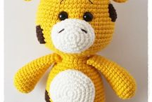 crochet amigurumi free patterns
