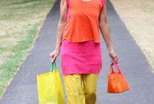 Funky Senior Fashion