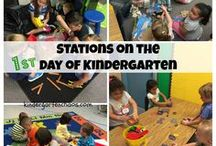 Classroom: First Week of Kindergarten