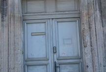 Portes et fenêtres remarquables