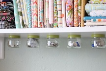 Home: Craft Room / by Kassandra Raleigh