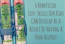 Food allergies / by Ann Oas