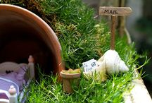Fairy Gardens / by Nurtured Mama