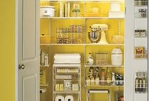 Pantry, Laundry Room, Organization, Etc...