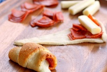 Recipes - Apps & Snacks / by Denise Treat