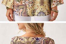 λουλουδατη μπλουζα