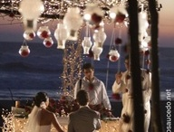 """Beach Themed Weddings / NZ is the perfect spot for a """"kiwi beach wedding"""" so why not use some of this inspiration to plan your summer beach wedding."""