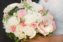 wedding bouquets / by Edwina White