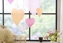 Muttertagsgeschenke und Dekoration