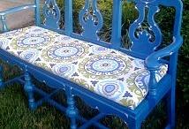 omgjorda möbler