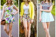 Looks / Inspirados em  blogueiras / by Ana Carolina
