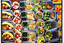 Meal Prep / by Camille Hedlund