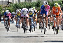 Sprints - Women's Cycling / in Volata!