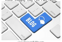 ~*Bloggers Tips*~ / Useful blogging tips, tutorials, infographics, seo,