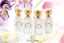 Les Soliflores - Annick Goutal / Dalla maison di alta profumeria francese fragranze monofiore, create per catturare la vera essenza dei fiori.