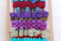 Textures & Textiles // Weaving