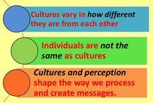 Intercultural Communication / Looking In / Looking Out: Exploring Intercultural Communication between Australian and Muslim communities.