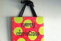 wall hangings- christmas / by Dorothy Jordan