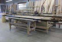 Frame Manufacturing / Metropolitan is a national manufacturer of museum quality exhibition frames. We make very small to very large frames to order. We can custom mill and custom finish frames for special projects and we ship everywhere.