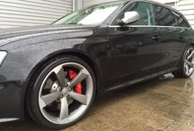 Teesside / Alloy Wheel Refurbishment & Customisation from The Wheel Specialist in Teesside.