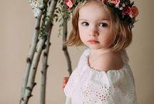 Tavaszi gyerekfotó